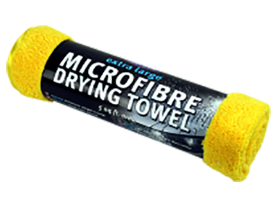 Microfiberduk Drying towel