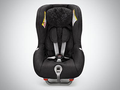 Volvo barnstol, bakåtvänd