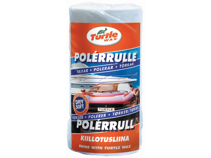 Turtle wax polerrulle