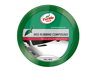Red Rubbing Compound