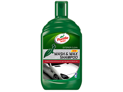Wash & Wax Shampoo