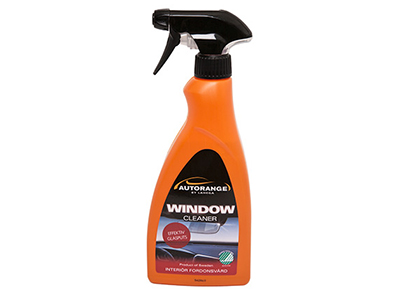 Autorange window cleaner