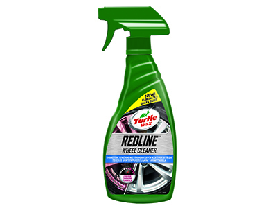 Turtle wax Red Line Wheel cleaner