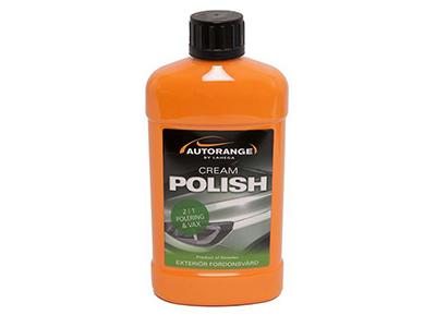 Autorange Cream Polish