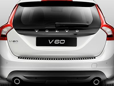 Stötfångarskydd Volvo Original