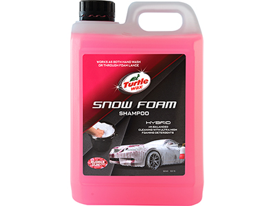 Turtle wax Foam Schampo