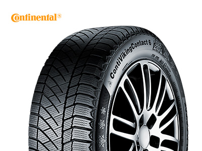 Continental Viking Contact 6 215/55R16