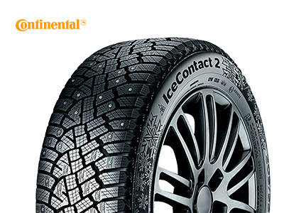 Continental Ice Contact II 215/55R16