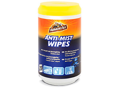 Antimist wipes