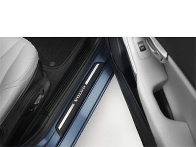Instegslister främre Volvo V40 2013-