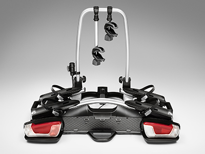 Cykelhållare för drag, 2 cyklar