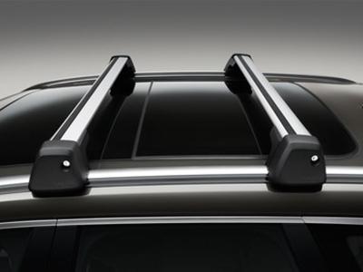 Lasthållare, vingprofil för rails XC60 -2017