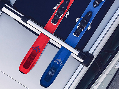 Skidhållare Volvo original