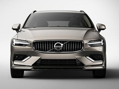 Volvo original Exteriört styling kit Monterat och klart