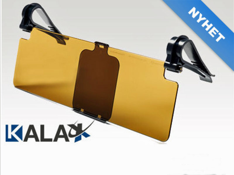 KalaX Solglas-skärm