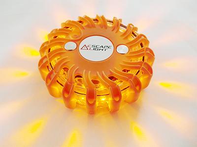 Varningspuck LED