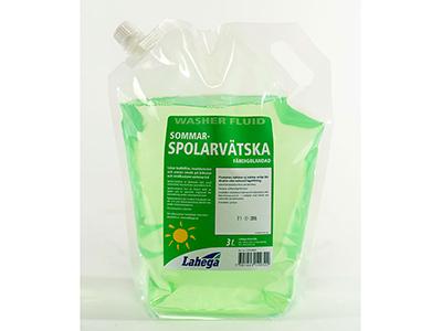 Sommarspolarvätska 3 liter