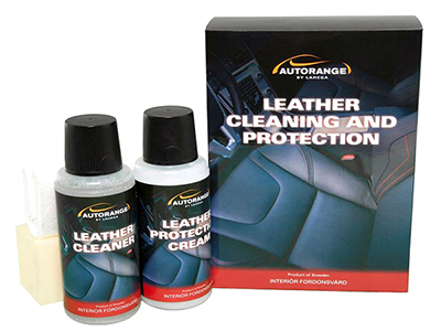 Autorange Leather Clean & Protection