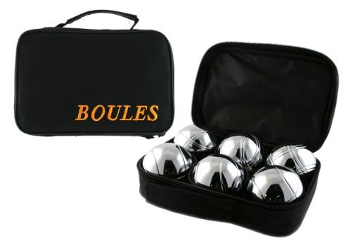 Boule-set i väska