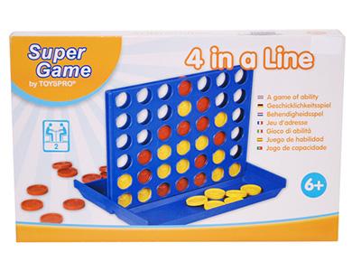 Spel 4-i-rad