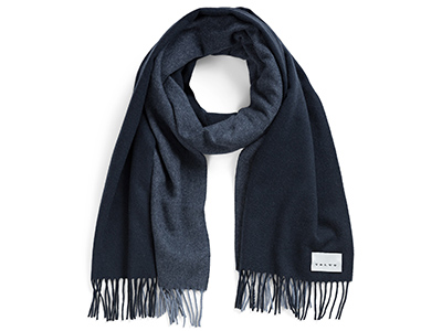 Nordic Scarf Navy/grey