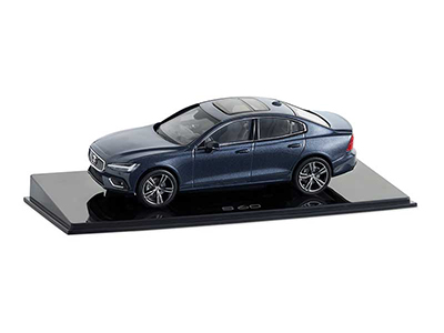 Volvo S60 Denim Blue skala 1:43