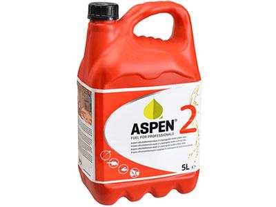 Aspen 2 Bränsle för tvåtaktsmotor