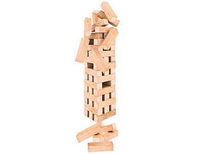 Jumbling Tower stapelspel