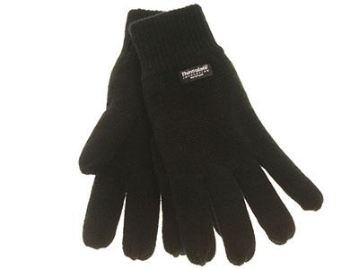 Handskar stickade