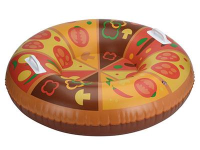 Snötub pizza