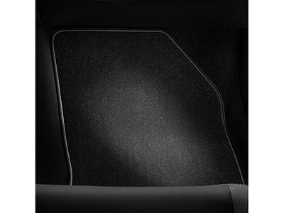 Volvo original Textilmattor, kupé