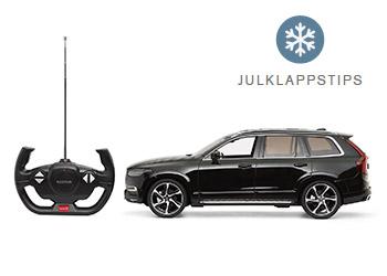 Julklappstips: Radiostyrd Volvo XC90