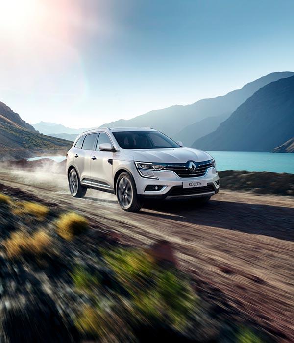 Rejmes vinner tre tunga Renaultutmärkelser