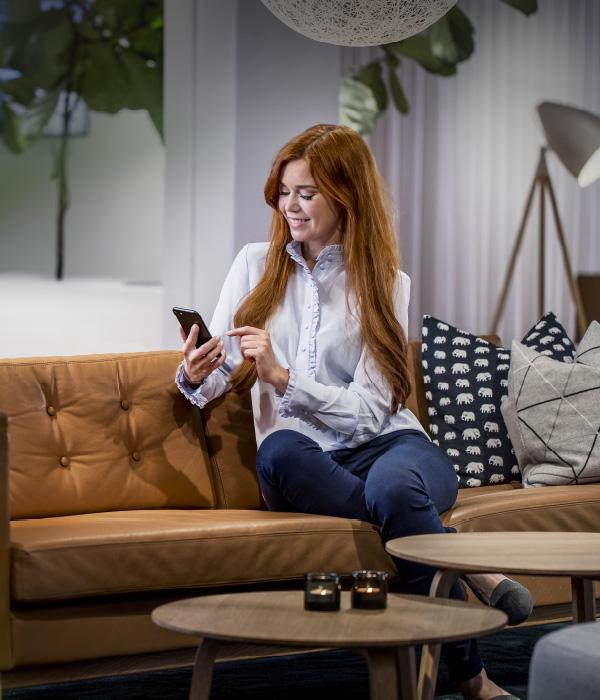 Betala ditt verkstadsbesök från soffan
