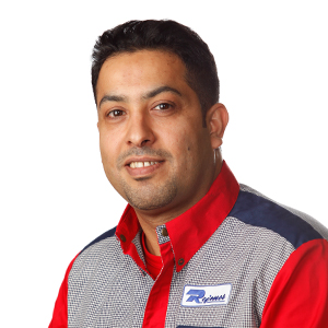 Ahmed Al-Rubaye