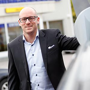 Patrik Ehrendahl