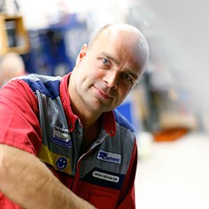 Dan Fredriksson