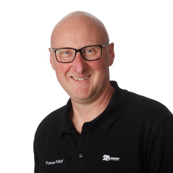 Tomas Hägg
